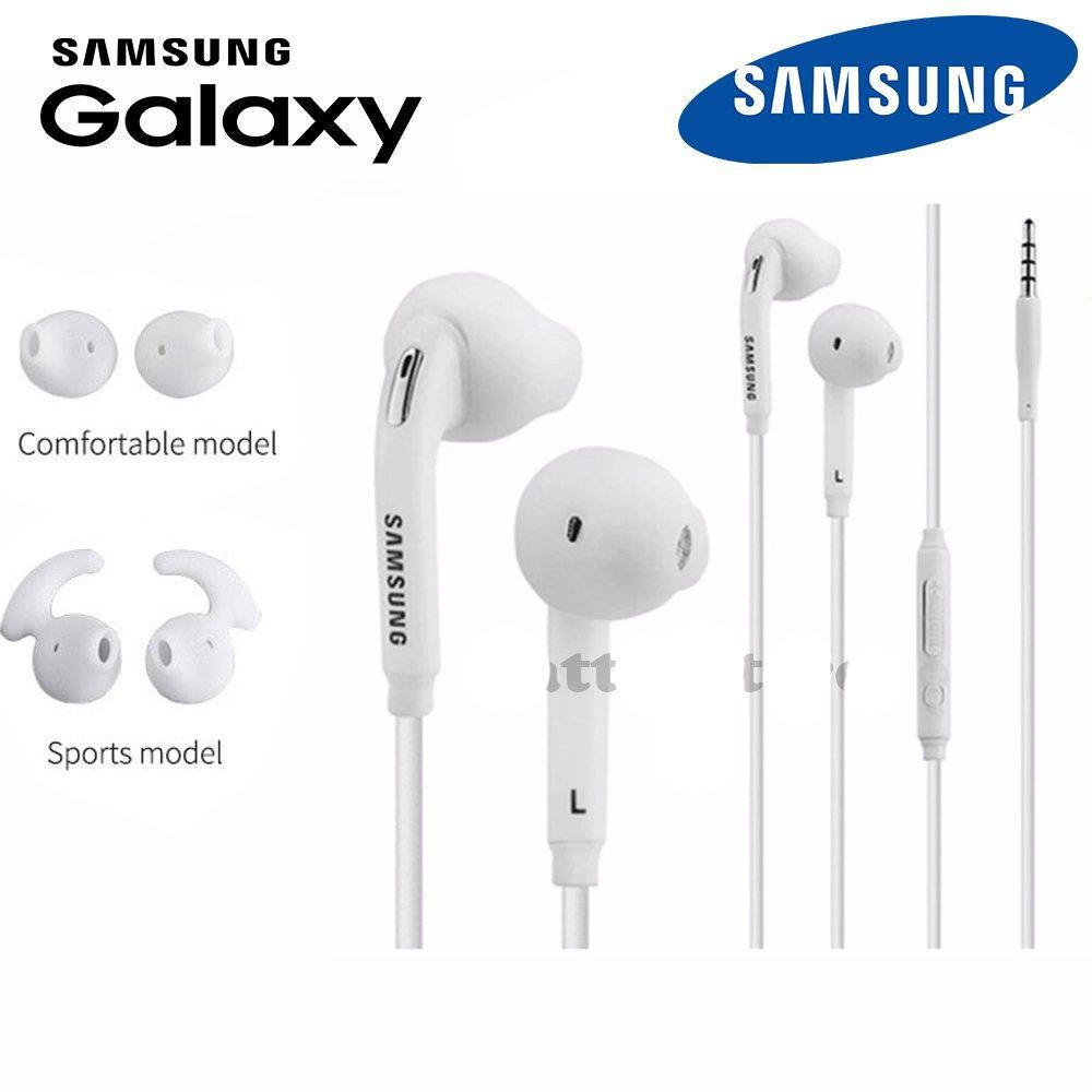 Samsung Handsfree For Samsung Galaxy S6 EG920 Headset / Earphone ORI For All Phone Model Stereo