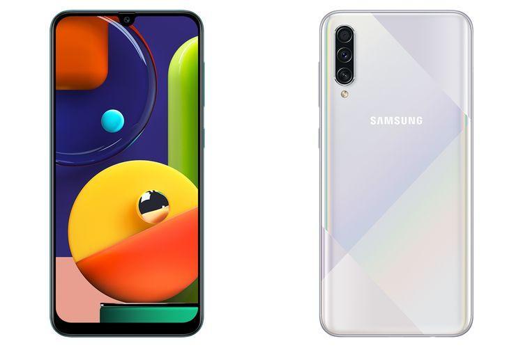 Samsung Galaxy A50s Smartphone [4 GB/ 64GB] RESMI SEIN