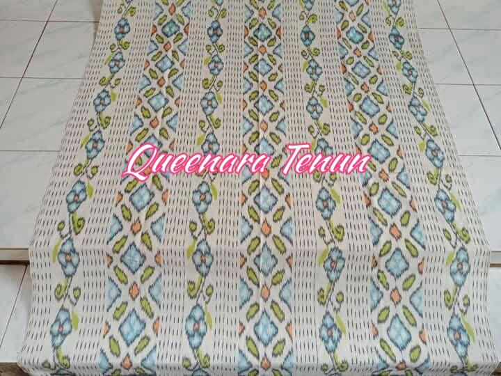 Kain Tenun Ethnik Blanket 100% Original Handmade Jepara. Real Pict Blk035 By Queen Kain Tenun.