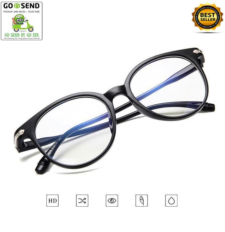 NEW PRODUCT..!!!Kacamata Anti Radiasi Komputer TV HP Glasses Blue Lens