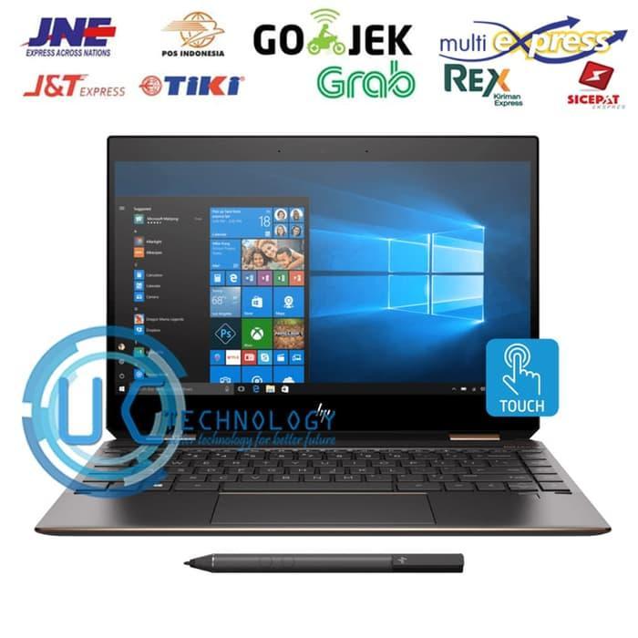 HP SPECTRE X360 13-ap0052tu - i7-8565U-16GB-512GB-13.3 FHD TOUCH-W10