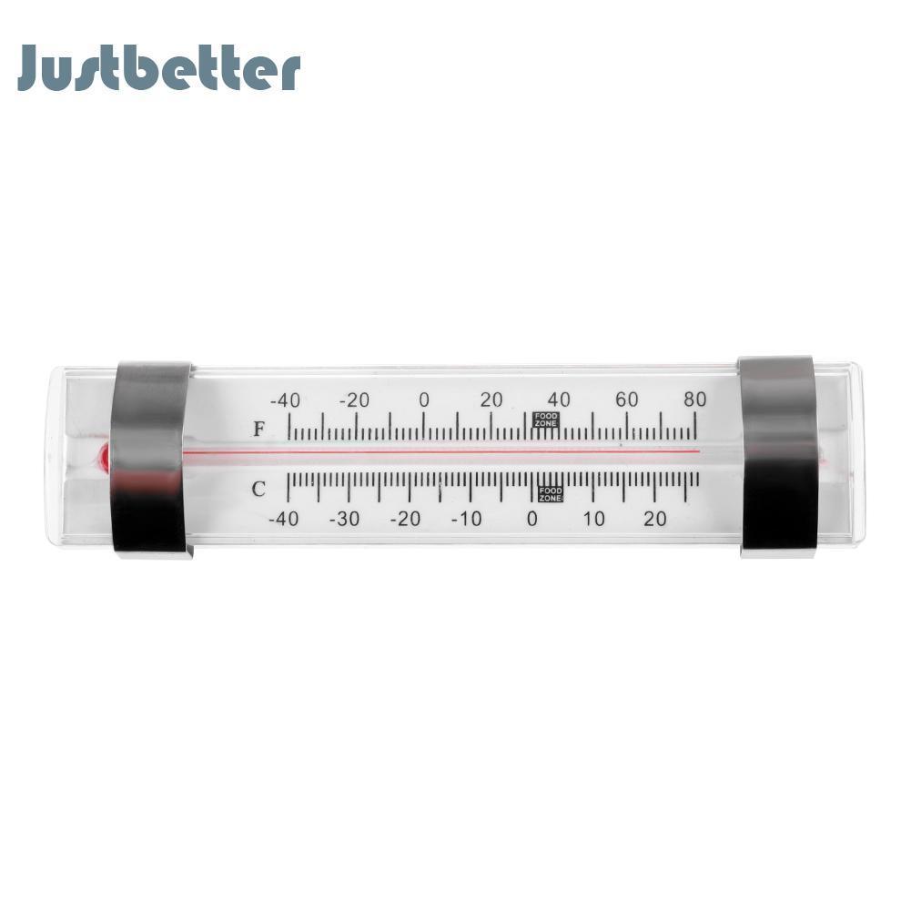 Lemari Es Dial Termometer Dalam Ruangan Kulkas Rumah Freezer Pengukuran By Justbetter.