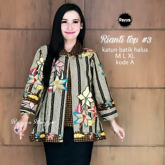 Batik Solo Rianti Top 3 Kode AC Rayya Batik Amanah Sura