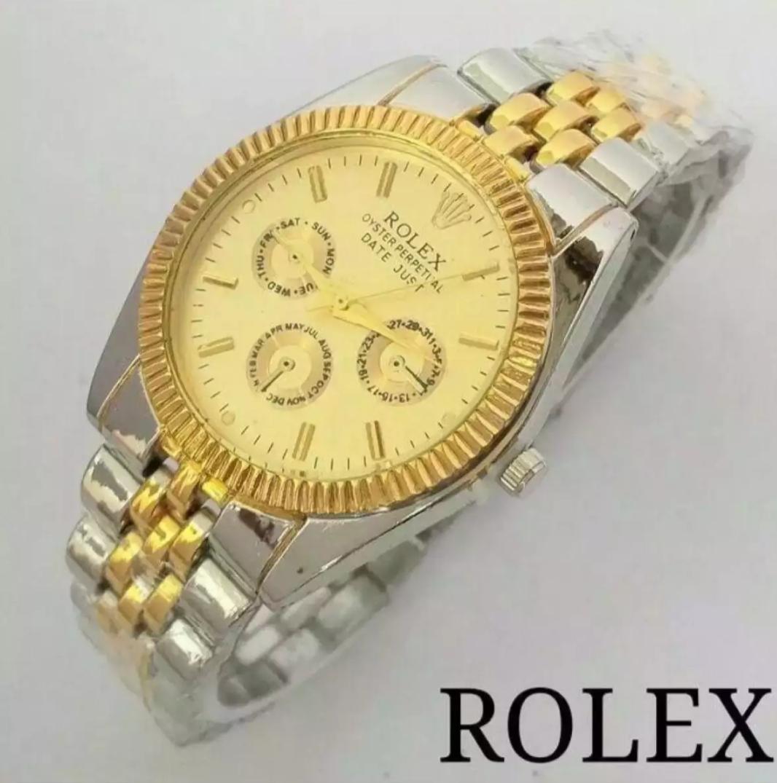 BEST SELLER! DISKON MURAH! jam tangan rolex RLX-001 Anti Air Original Murah Terbaru