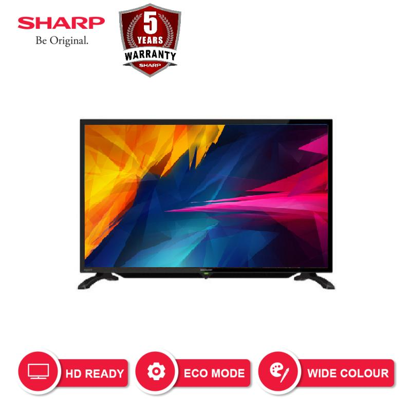 TV LED SHARP AQUOS 32 INCH TELEVISI 2T C32BA2I SUPER ECO MODE NEW ORIGINAL SHARP GARANSI RESMI