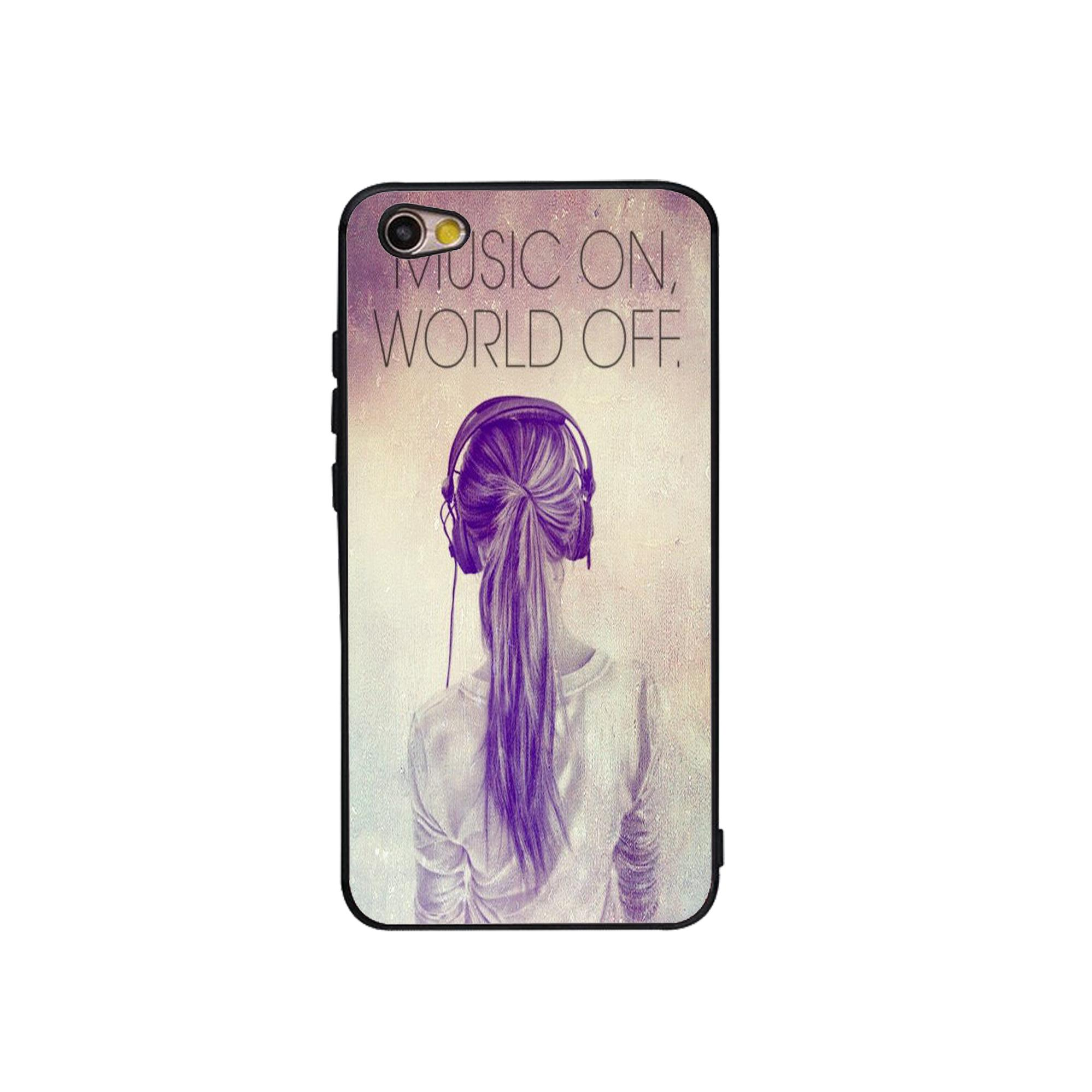 Rajamurah fashion printing case Oppo A83 -22