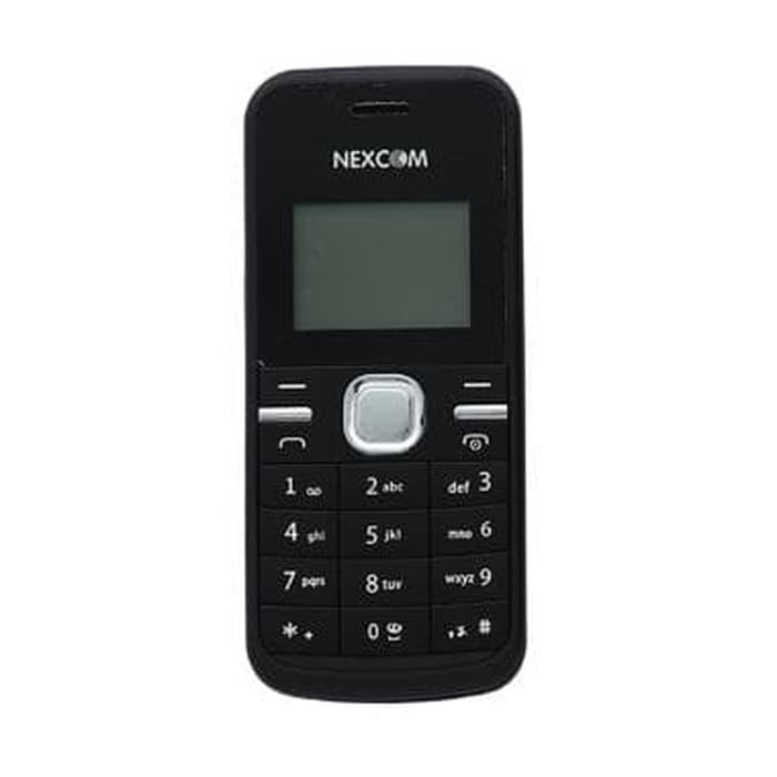 NEXCOM C1000 MINI SINGLE SIM JADUL HANDPHONE CANDYBAR GARANSI RESMI