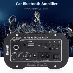 S_way 《 Ban Đầu 》 220V Xe Bluetooth 2.1 Hi-Fi Bass Bộ Khuếch Đại Điện Mini Xe Bộ Khuếch Đại Âm Thanh Xe Hơi Âm Thanh Radio Bộ Khuếch Đại Kỹ Thuật Số USB TF Điều Khiển Từ Xa