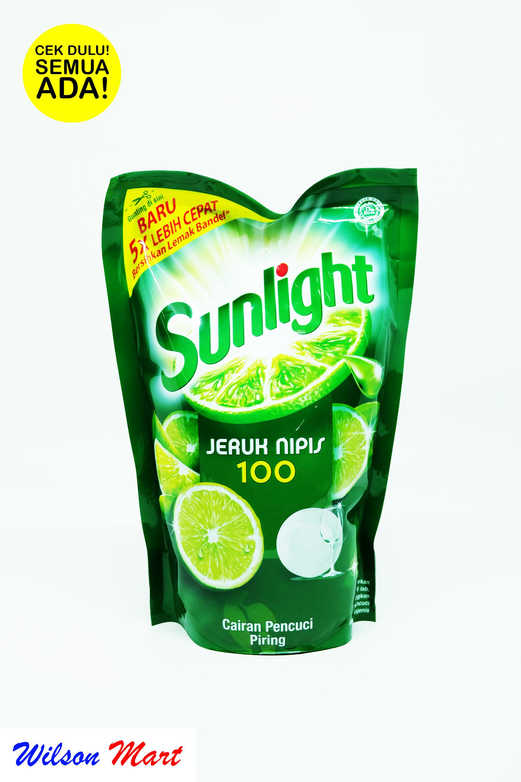 SUNLIGHT JERUK NIPIS 100 800 ML REFILL