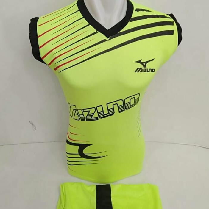 [singlet Mz 25] Baju Kaos Olahraga Jersey Bola Setelan Futsal/volly By Tqsport.