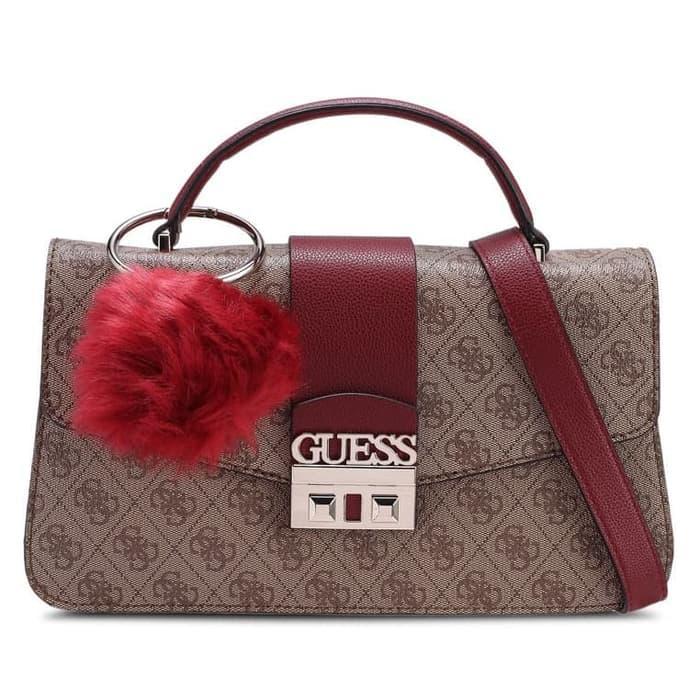 Tas Guess   Tas wanita   Guess Logo lux   Guess Original   Tas Guess fe522a873e