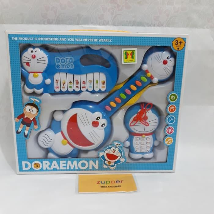MAINAN PIANO DORAEMON 3 IN 1