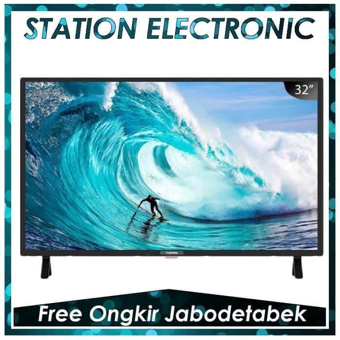 TOSHIBA HD Ready USB Movie LED TV 32  - 32L2900 - Khusus JABODETABEK