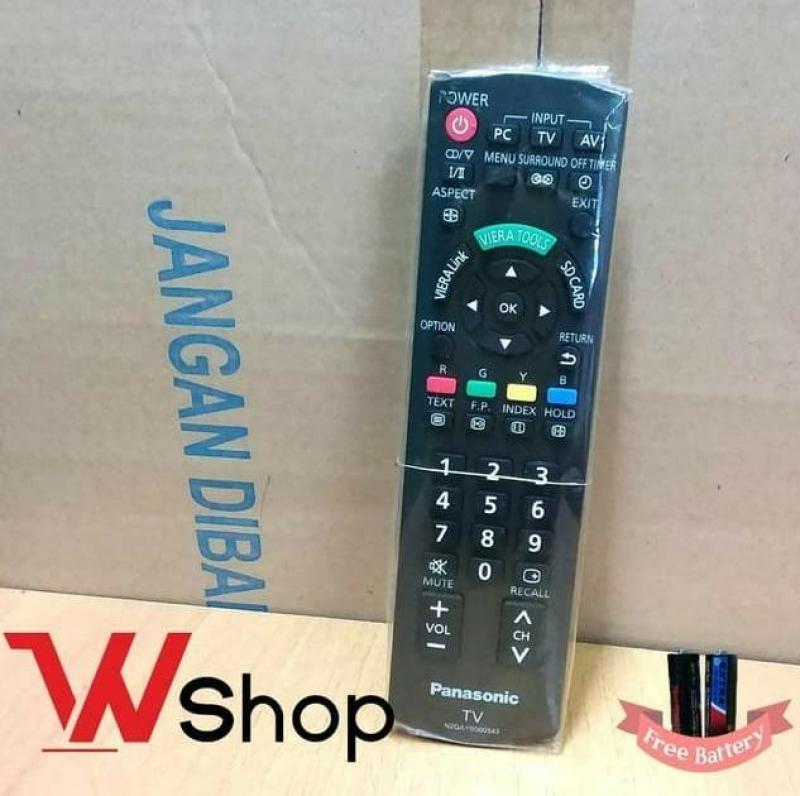 REMOT TV LCD/LED PANASONIC VIERALINK ORIGINAL