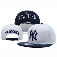 Harga Fashion Hip Hop Snapback Bob Cap Boys Girls Baseball Hat Putih Oem Baru