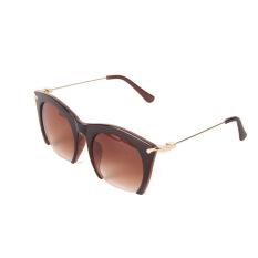 Fashion Pria Wanita Terlalu Besar Pantai Visor Sunglasses Unisex ResinLens Paduan Plastik Frame Summer Kacamata UV Perlindungan Sunglasses (Multicolor) -Intl