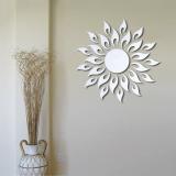 Fashion Sun Flower Wall Sticker Decal Poster Diy Room Art Dekorasi Rumah Dekorasi Di Tiongkok