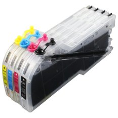 Fast Print Cartridge MCISS Refillable Brother MFC295CN Plus Tinta 1 Set