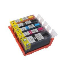 Jual Cepat Fast Print Cartridge Mciss Refillable Canon Ix6500 Plus Tinta 1 Set