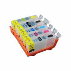 Jual Fast Print Cartridge Mciss Refillable Canon Ix6560 Kosongan 1 Set Online Indonesia