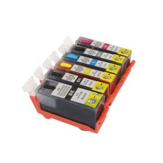 Toko Fast Print Cartridge Mciss Refillable Canon Mg8170 Plus Tinta 1 Set Dekat Sini