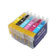 Promo Fast Print Cartridge Mciss Refillable Epson T60 Plus Tinta 1 Set Di Jawa Timur