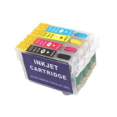 Fast Print Cartridge Mciss Refillable Epson Tx111 Plus Tinta 1 Set Diskon Jawa Timur