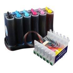 Fast Print CISS Infus Modifikasi Epson R210 Plus Tinta