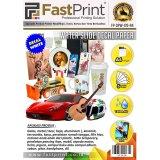 Beli Fast Print Kertas Water Slide Decal Paper White Ukuran A4 170 Gram Fast Print Asli