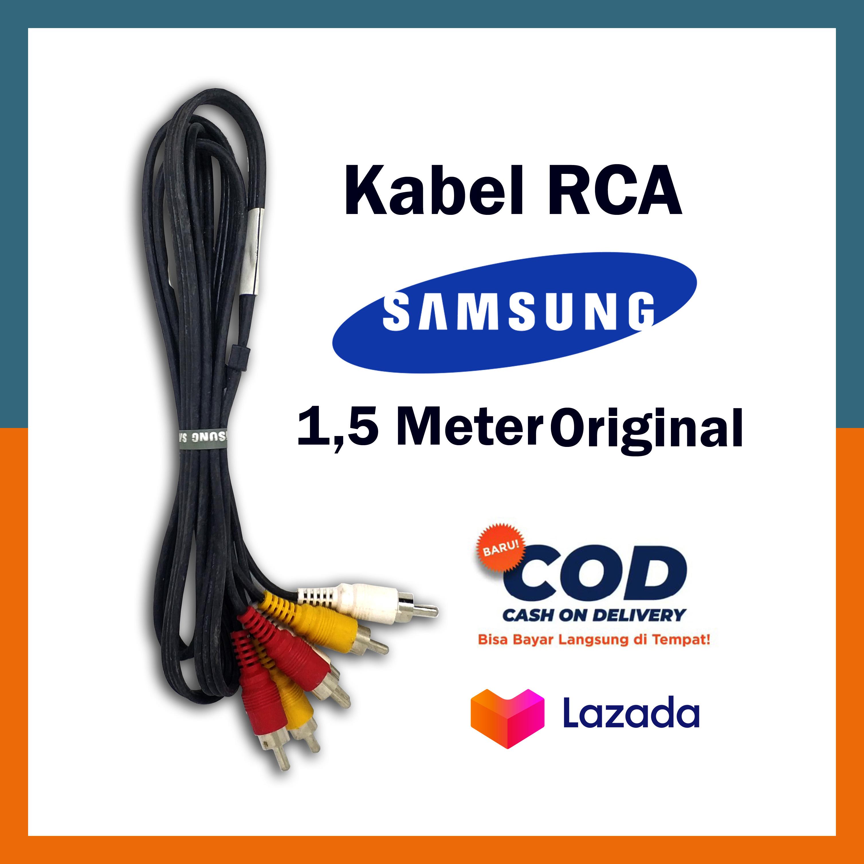 Kabel RCA Samsung Original