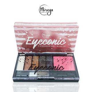 Mireya Eyeconic 5 Eyeshadow And 1 Blush On thumbnail
