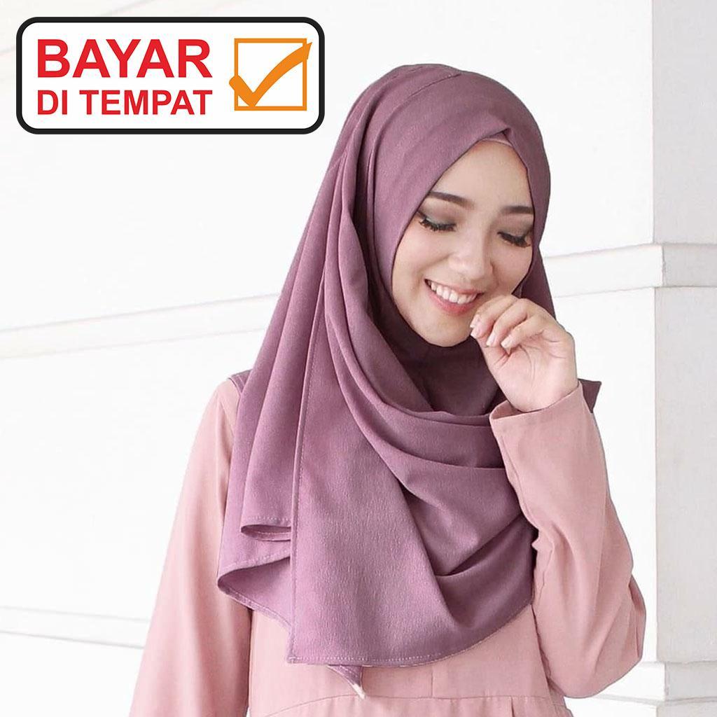 Jilbab   Hijab Pashmina Instan ZAFINA - Kerudung Pasmina Instant 3691ed1275