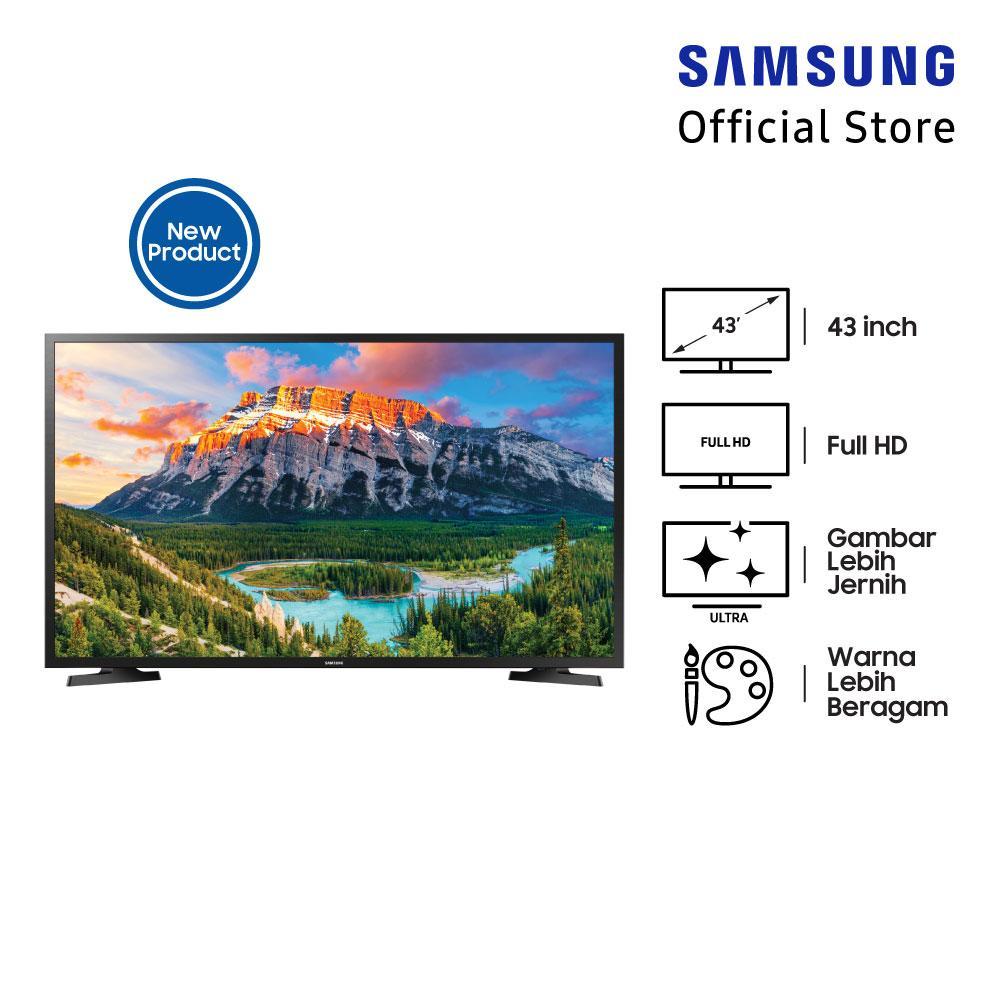 Samsung 43 inch FullHD Flat TV 43N5001