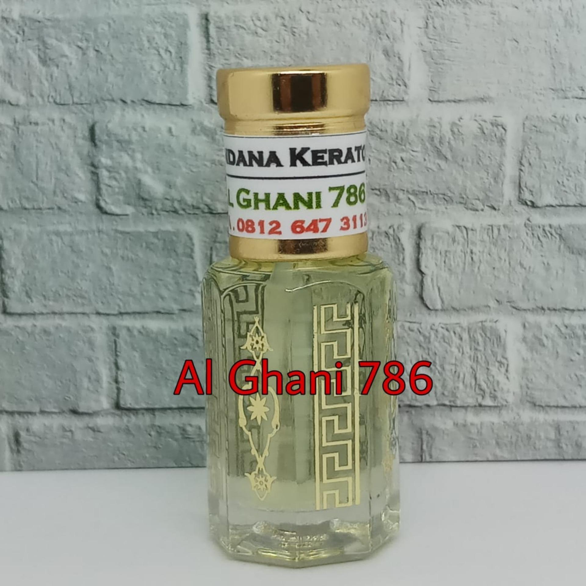 Cendana Keraton 6 ml - Minyak Wangi Non Alkohol - Bibit - Tahan Lama