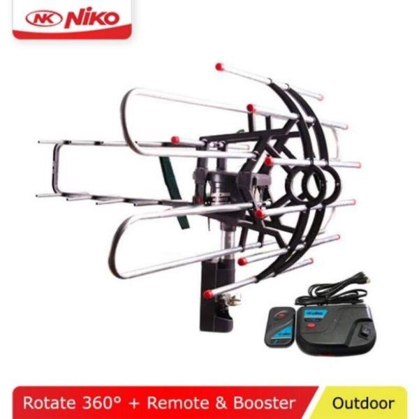 Niko NK-850C ANTENA TV OUTDOOR REMOTE NK-850C