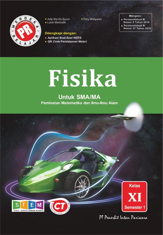 Buku Pr Fisika Kelas 11 Semester 1 Lks Intan Pariwara 2020 2021 Lazada Indonesia
