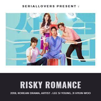 Dvd Korean Drama Risky Romance By Superwomenhijab.