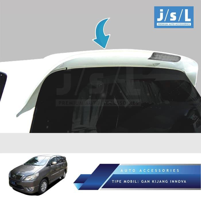 Toyota Kijang Innova Spoiler Luxury With Lamp (Color By Request)