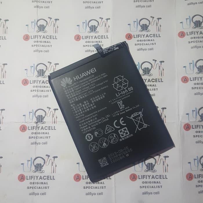 Baterai Original Huawei Y7 Prime Mate 9 HB406689ECW 4000mAh Battery Batre  Baterai