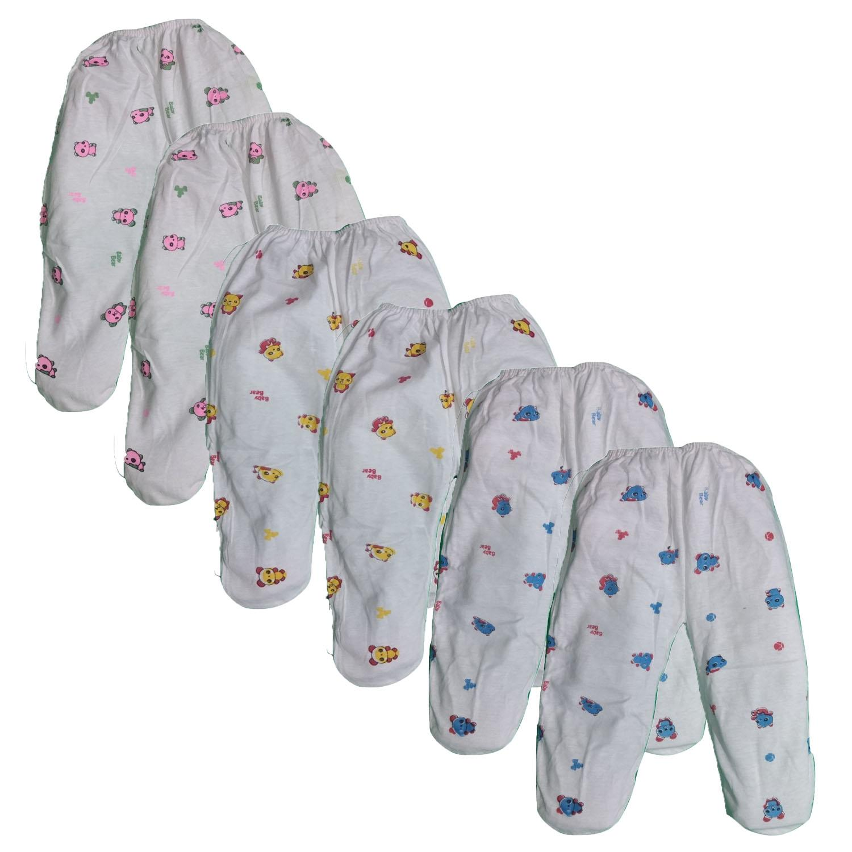 Neca 6pc Celana Panjang Bayi Tutup Kaki /celana Panjang Bayi Buntu Laki2 & Perempuan By Neca Baby Shop.
