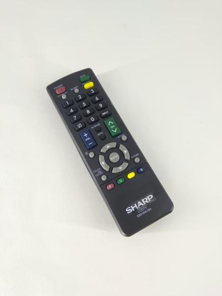 Remot Remote TV Sharp Aquos LCD LED GB016WJSA Original Pabrik / KW