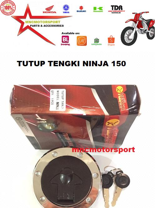 Tutup Tangki Tengki Bensin Kawasaki Ninja R Rr By Mncmotorsport.