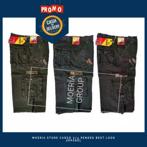 Hot Sale!! Termurah!! Celana Kargo Pendek Outdoor- Kimpul By Moeria Store.
