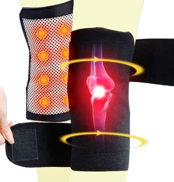 Terapi Lutut Magnetic Pelindung Magnetic Knee Pad Cover
