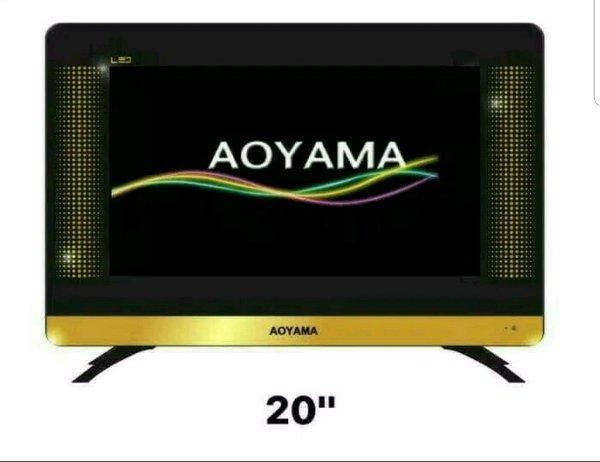 TV LED AOYAMA 20 INCH USB MOVIES VGA HDMI