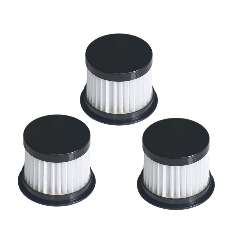 For Xiaomi Deerma Vacuum Cleaner CM810 CM300S/400/500/800/900 HEPA Filter Dust Mite Replacement Accessories Parts 3Pcs