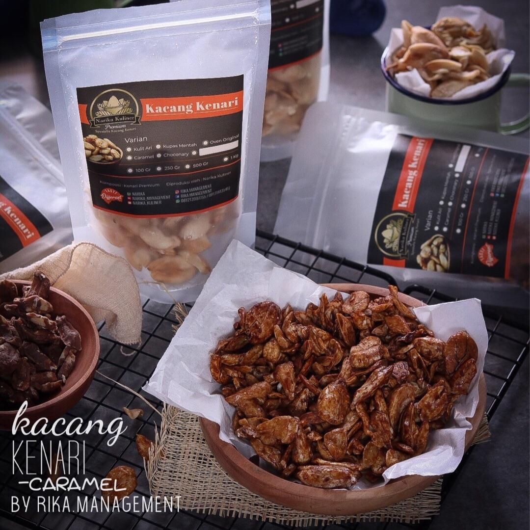 Kacang Kenari Oven Caramel 100gr 0c85606d60
