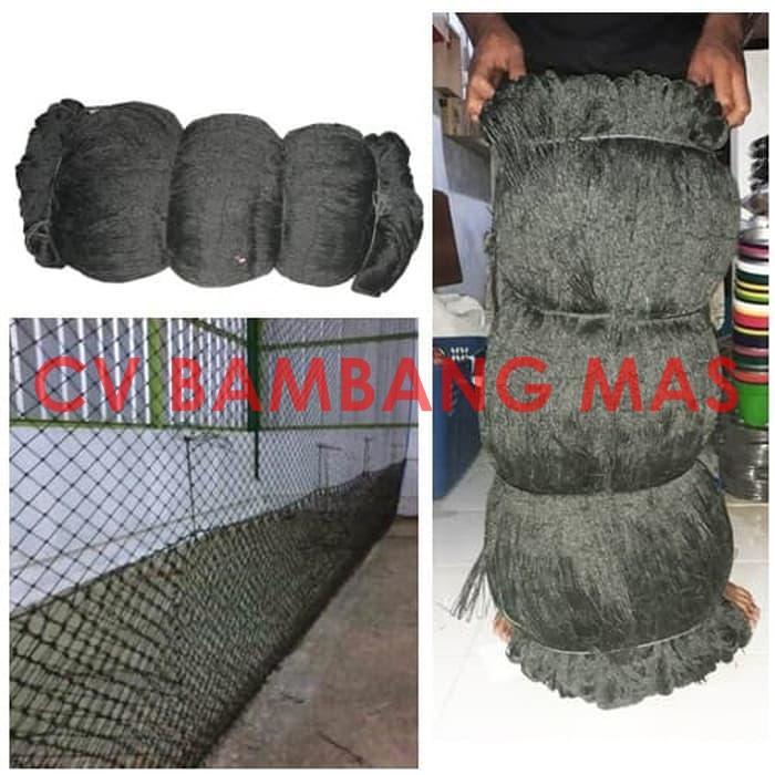 Jaring Serbaguna Pagar Ayam Lapangan Futsal 1 Rol Besar By Kiosnya Barang Unik.