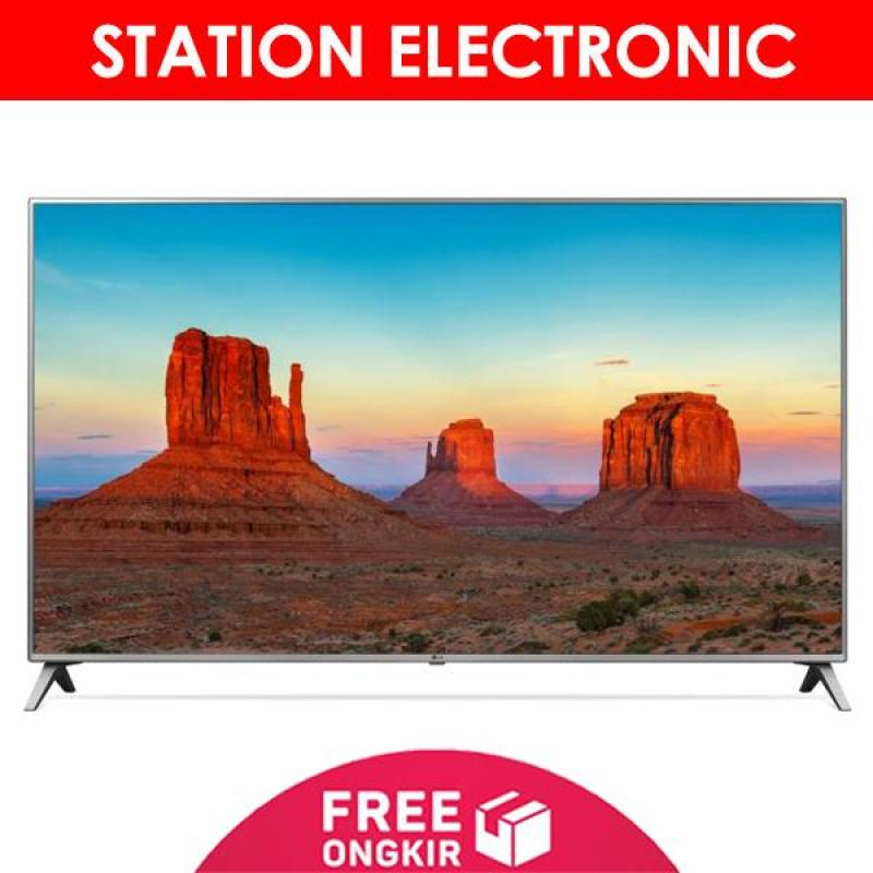 LG Smart Digital 4K UHD w. AI Thinq Tech 86 Inch- 86UK6500 - Khusus JABODETABEK