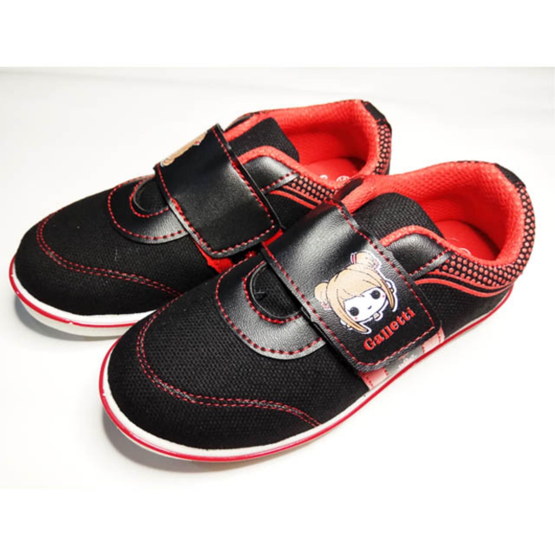 Fanie Shoes - Galletti Gipao 27-34 / Fashion Anak / Sepatu Sekolah Anak Perempuan / Sepatu Sekolah Paud / Tk / Sepatu Sekolah Anak Sd / Sepatu Hitam / Sepatu Sekolah / Sepatu Murah By Fanie Shoes.